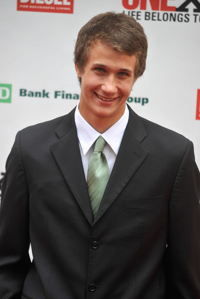 Honoree Ryan Hreljac arrives  at the ONEXONE Gala during the 2008 Toronto International Film Festival  held at the Maple Leaf Gardens on September 8, 2008 in Toronto, Canada.