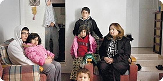 La familia Hamdallah