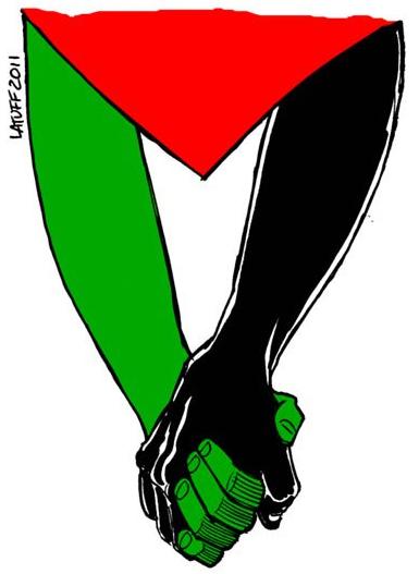 Unida Palestina, por Calos Latuff