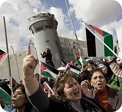 Día de la mujer en Palestina