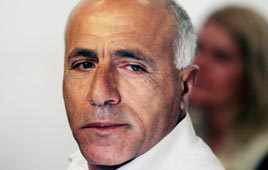 Mordechai Vanunu (photo: Reuters)