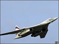 TU-160 (Foto: Archivo)