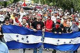 Resitencia en Honduras