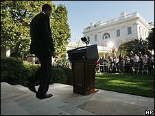 Conferencia de prensa del Presidente Obama