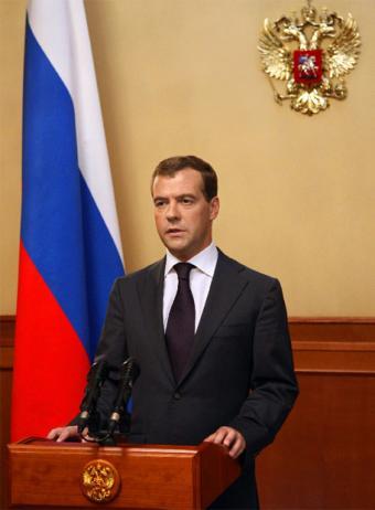Rusia reconoce la independencia de Abjazia y Osetia del Sur
