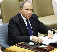 Embajador de Israel ante Naciones Unidas