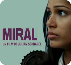 Afiche de la película Miral